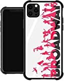 Peter Theatre Musical Opera of The Story Broadway Minimalist West Pan Theater Phantom Side Glass Phone Case for iPhone 12/12 Pro Max Mini 11 11 Pro Max XR X/XS 7/8 / SE 2020 7/8 Plus 6 6s 6/6s Plus