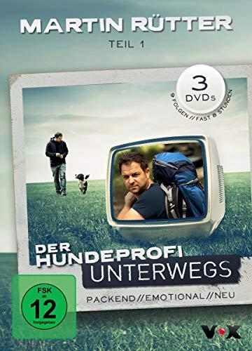 Martin Rütter - Der Hundeprofi unterwegs, Teil 1 [3 DVDs]