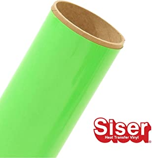 """Siser EasyWeed 11.68"""" x 5yd Roll (Fluorescent Green)"""