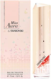 Miss Aura by Swarovski For Women-Eau De Toilette, 75ml