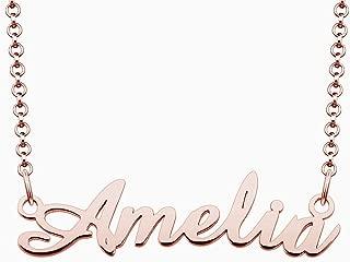 amelia rose necklace