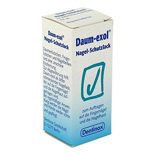 DAUM EXOL Nagel Schutzlack,10 ml