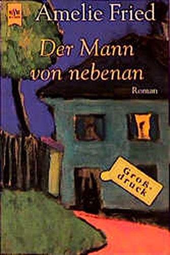 Heyne Großdruck, Nr.60, Der Mann von nebenan, Großdruck (Heyne Grossdruck (21))