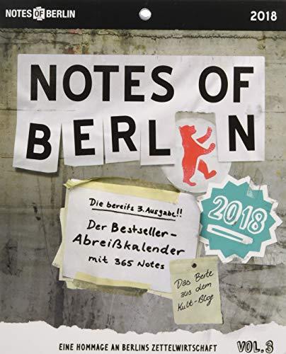 Notes of Berlin 2018 - Partnerlink