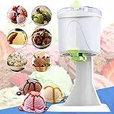 家庭用アイスクリーム製造機、自動ミニフルーツ冷凍容器、ヨーグルト、シャーベット、アイスクリーム製造機、家庭やキッチンに適しています