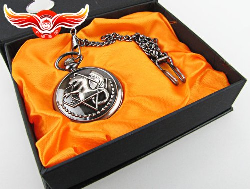 Fullmetal Alchemist Brotherhood - Ed. Pocket Watch