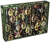 Cobblehill 80140 1000 pc Christmas Ornaments Puzzle, Various