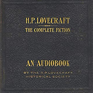 The Complete Fiction of H.P. Lovecraft audiobook cover art
