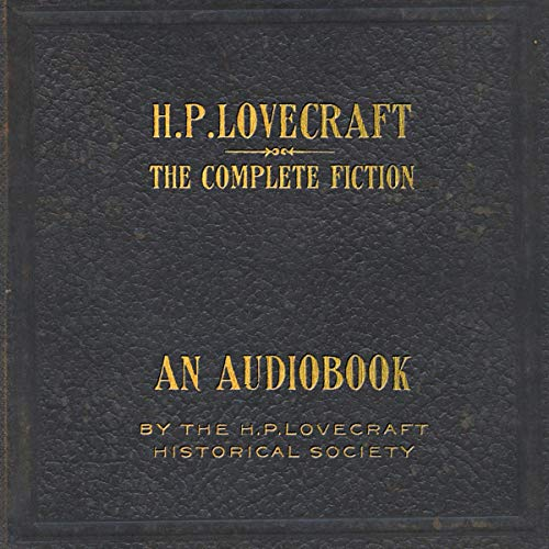 The Complete Fiction of H.P. Lovecraft cover art