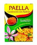Insaporitore Naturale per Paella con Zafferano Cucina mediterranea - 5 buste - Peso netto 10 grammi