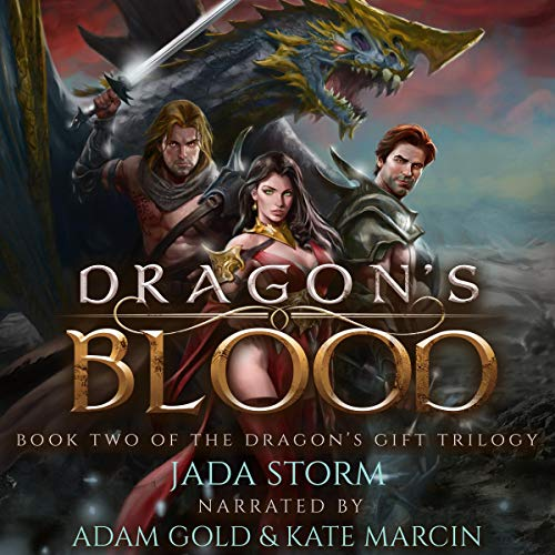 Dragon's Blood Audiobook By Jada Storm cover art