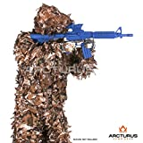 Best Ghillie Suits - Arcturus 3D Leaf Ghillie Suit (Fall Forest, ML) Review