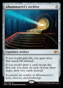 Magic The Gathering - Alhammarret39;s Origin Archive 221 272 Chicago Mall All items in the store