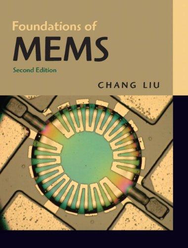 Foundations of MEMS