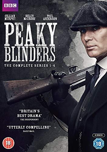 Peaky Blinders - Series 1-4 [Reino Unido] [DVD]