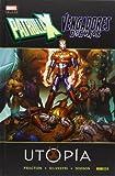 Patrulla-X vs. Vengadores Oscuros. Utopía (Marvel Deluxe - Patrulla X)