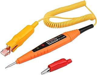 Probador de Circuito automático Digital Lámpara multímetro 2.5-32V Coche Herramienta de diagnóstico eléctrico Sonda de Prueba de tensión Prueba