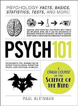 Psych 101: Psychology Facts, Basics, Statistics, Tests, and More! (Adams 101) (English Edition) por [Paul Kleinman]