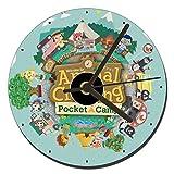 MasTazas Animal Crossing Pocket Camp Reloj CD Clock 12cm