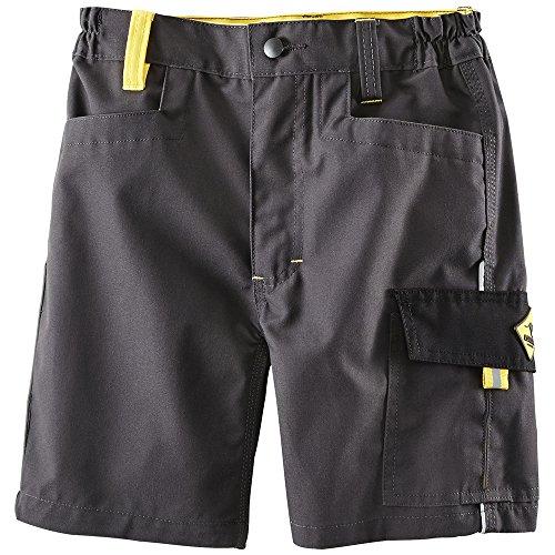 Roadsign 20282–140–6490Größe 140Kinder Shorts–Anthrazit/Gelb