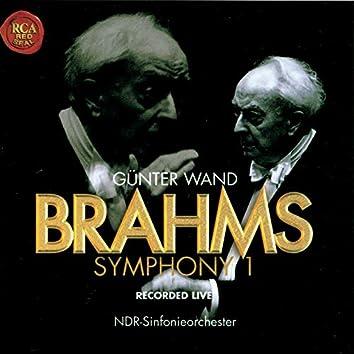 J. Brahms: Symphony No. 1