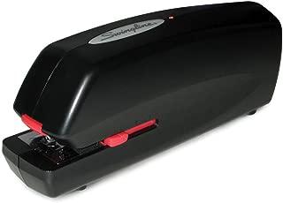 Swingline Portable Electric Stapler, Full Strip, 20 Sheet Capacity, Black (48200) (3-Pack)