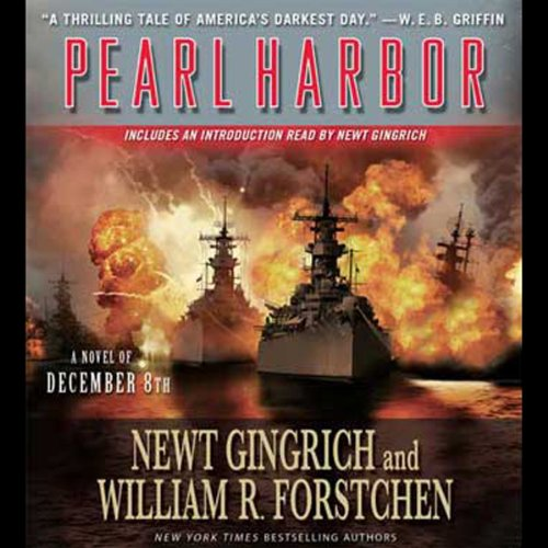 Pearl Harbor audiobook cover art