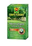 Compo FLORANID Abono césped, 4 Meses de Larga...
