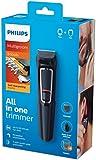 Philips MG3730/15 Recortadora 8 en 1 Maquina recortadora de barba y...
