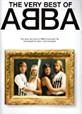 The Very Best Of Abba Pvg: The music and lyrics of...