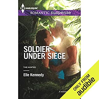 Soldier Under Siege audiobook cover art