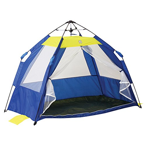 Pacific Play Tents Kids One Touch Play Cabana, UV Treated - 60' x 35' x 40'