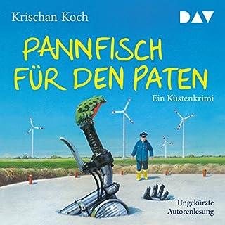 Pannfisch für den Paten     Thies Detlefsen 6              Autor:                                                                                                                                 Krischan Koch                               Sprecher:                                                                                                                                 Krischan Koch                      Spieldauer: 6 Std. und 23 Min.     625 Bewertungen     Gesamt 4,5