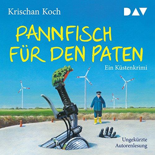 Pannfisch für den Paten     Thies Detlefsen 6              Autor:                                                                                                                                 Krischan Koch                               Sprecher:                                                                                                                                 Krischan Koch                      Spieldauer: 6 Std. und 23 Min.     640 Bewertungen     Gesamt 4,5