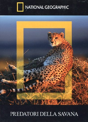Predatori Della Savana (National Geographic)