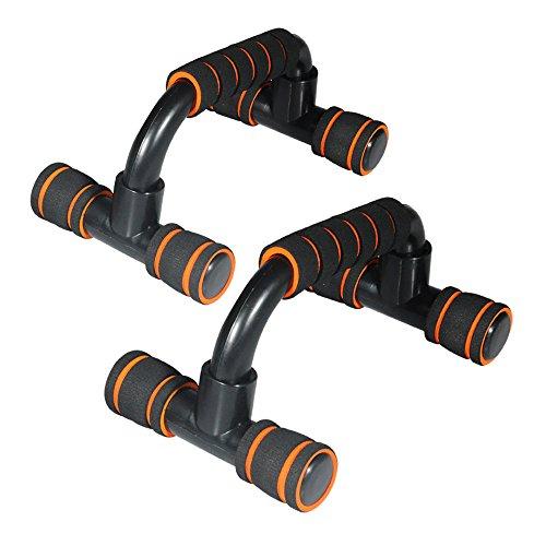 Lysport Coppia di inclinazione Spingere Le Barre manopole per Uomini e Donne Esercizio di Allenamento casa Fitness addestramento Muscoli Torace