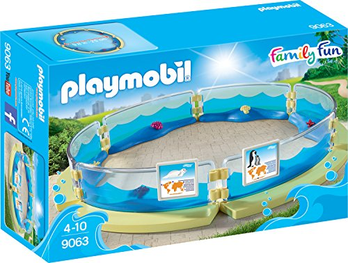 Playmobil 9063 - Meerestierbecken