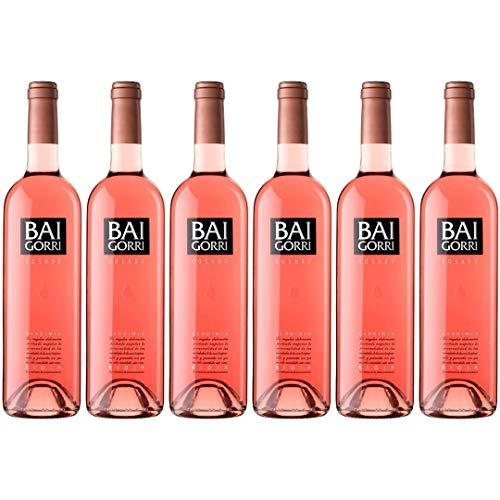 Baigorri Vino Rosado - 6 Botellas - 4500 ml