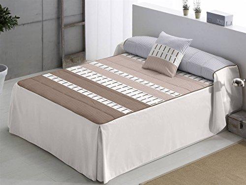 Camatex - Tagesdecke Alaska Bett 135 - Farbe Be...
