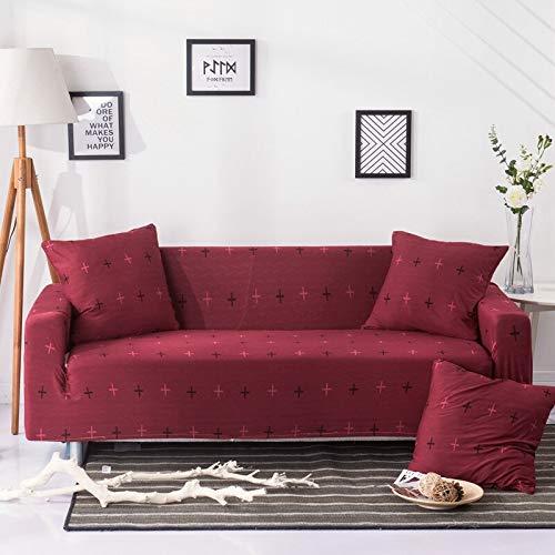 WXQY All-Inclusive elastische Sofa Schutzhülle Kombination staubdichte rutschfeste Haustier Schutzhülle Schutzhülle A25 1 Sitzer