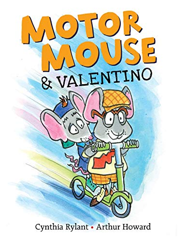 Motor Mouse & Valentino (Motor Mouse Books) (English Edition)