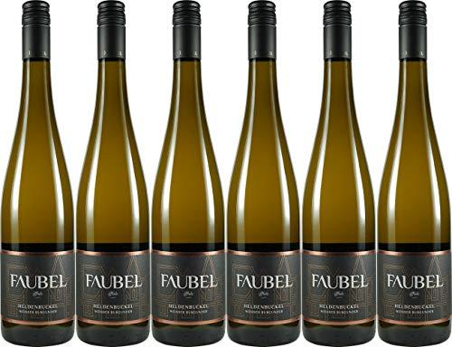 Faubel KOSTBAR Weisser Burgunder 2019 Trocken (6 x 0.75 l)