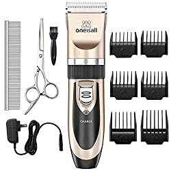 best top rated pet hair clippers 2021 in usa
