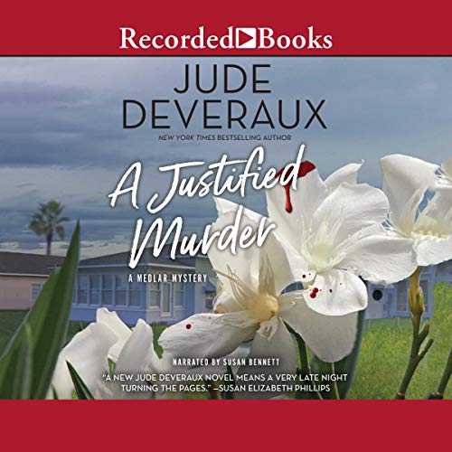 A Justified Murder audiobook cover art