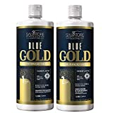 Salvatore - Blue Gold - Taninoplastia Restucturing Kit - 2x 1Liter / 33.8oz