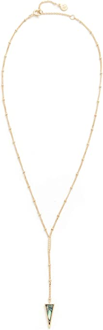 gorjana Women's Corina Lariat Necklace