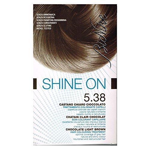 Bionike Shine On, Castano Chiaro Cioccolato 5.38 - 10 ml