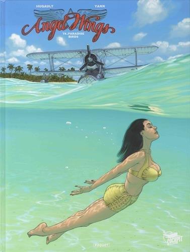 Angel Wings T4 Grand format: Paradise Birds (COCKPIT)