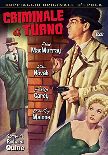 Dvd - Criminale Di Turno (1 DVD)