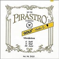PIRASTRO Gold 215421 G線 ガット・シルバー巻き バイオリン弦